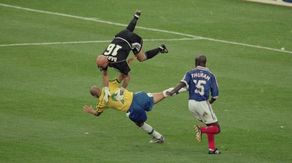 Foot la coupe du monde 1998 pas pargn e par le dopage lequichotte - Coupe du monde foot 1998 ...
