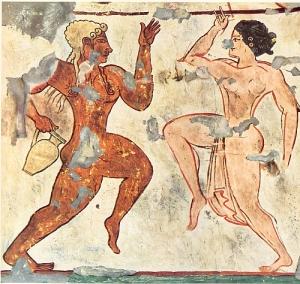 Frsque-Danse-sacr-e--trusque--520-avant-J.C.-